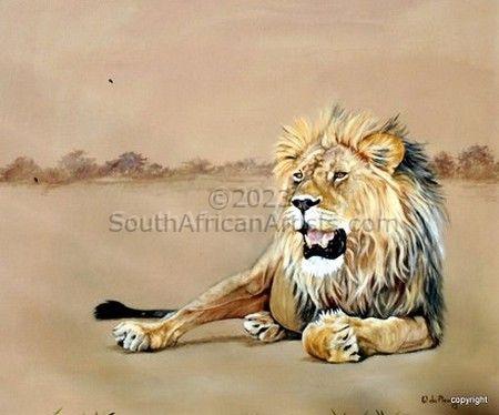 Mananas Lion