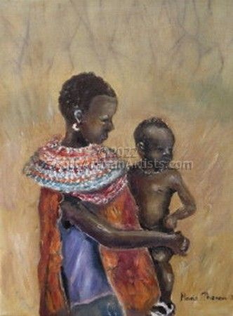 Masai Mom I