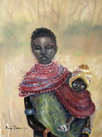 Masai Mom II