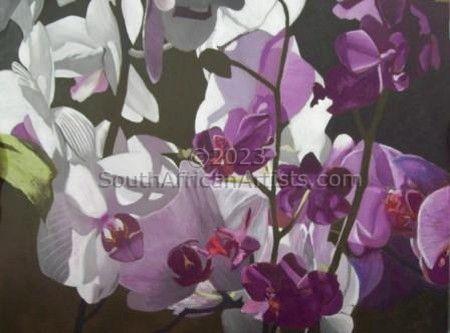 650 Orchids