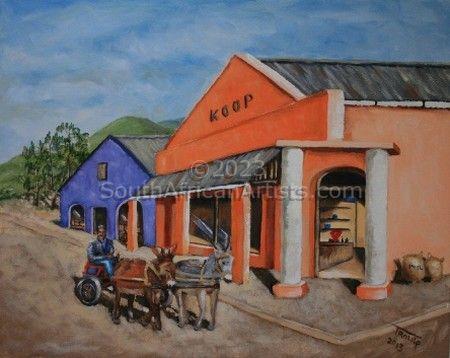 Karoo Twist