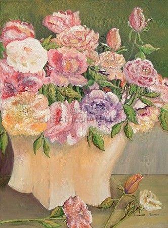 A Flower Arrangement for Mother