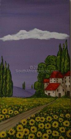 Tuscan Daydream 2
