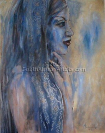 My Blue Girl