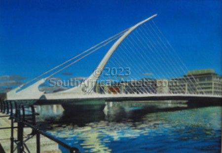 Samuel Beckett Bridge, Dublin