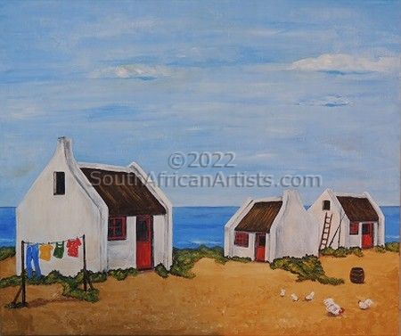 Fisherman Houses