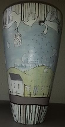 Light of the World Vase