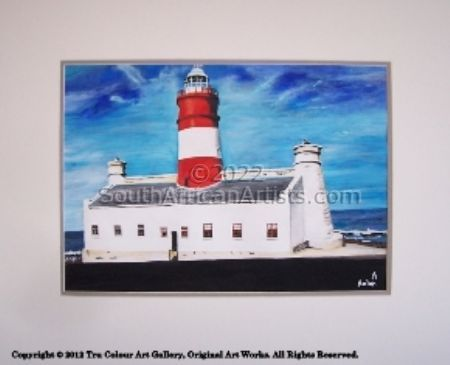 Cape Agulhas - Lighthouse Collection 1 of 3