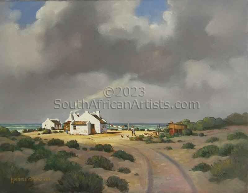 Storm Brewing, Kassies Bay