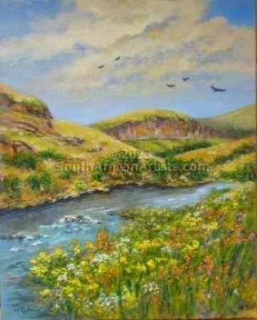 Ntasuthi River - The Berg