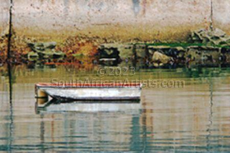 Yesterday's Fishing Boat