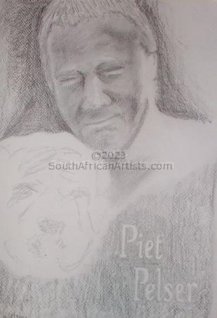 Piet Pelser Portrait