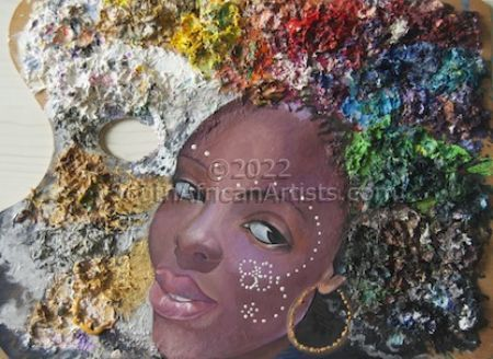 African Beauty 1
