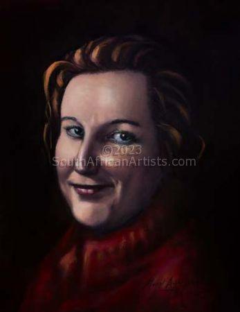 Portrait of Christi
