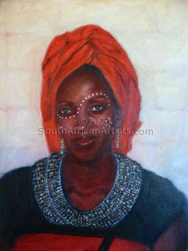 Xhosa Maiden