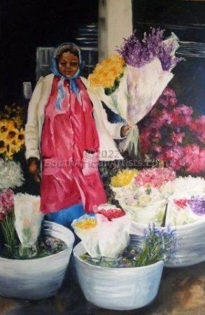 Cape Town Flower
