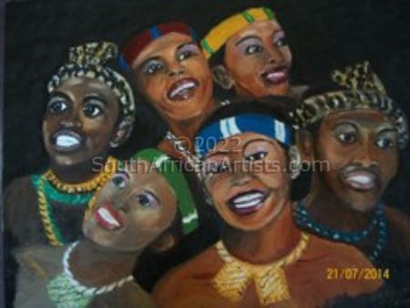 African Smiles