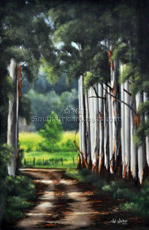 Bluegum Pathway
