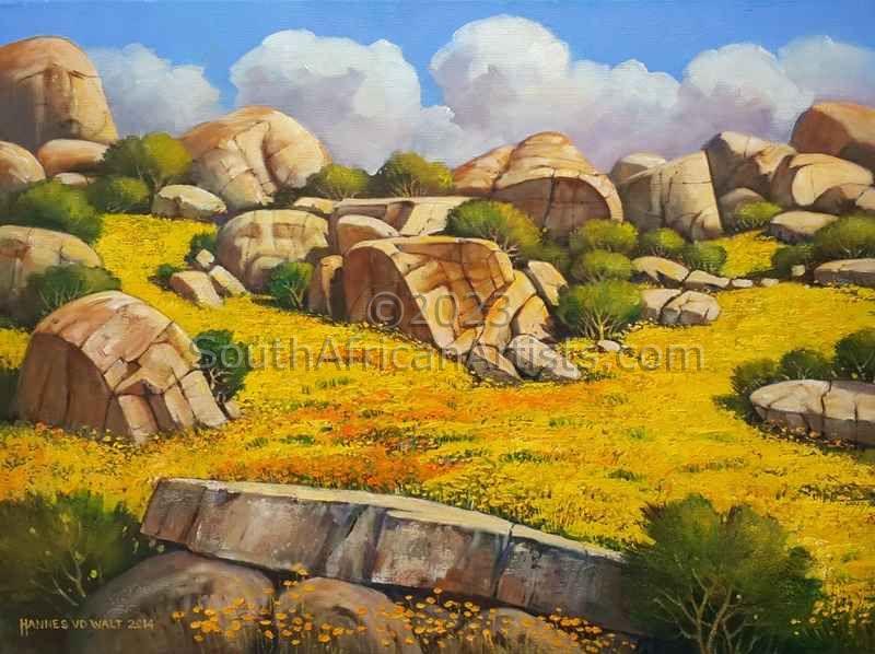 Namaqualand Where Giants Sleep