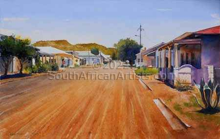 Karoo Townscape