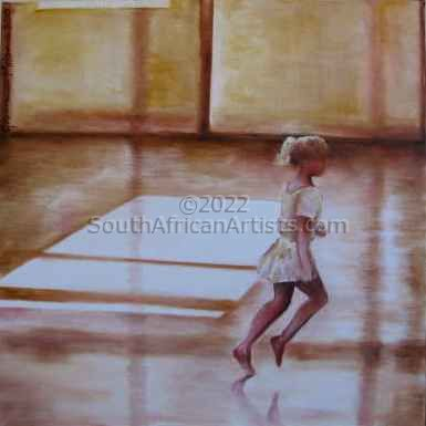 The Young Ballerina