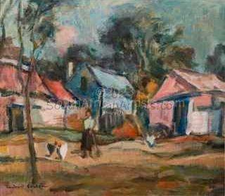 Cape Flats Settlement Ref 471