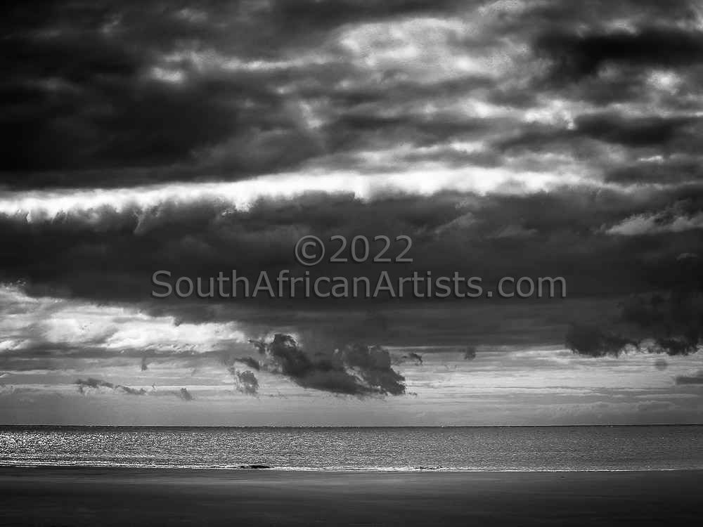 Dramatic Skies - Mozambique