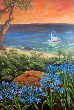 Agapanthus Bay