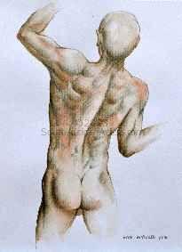 Nude Study 4