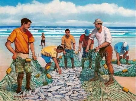 Abundance from the Sea