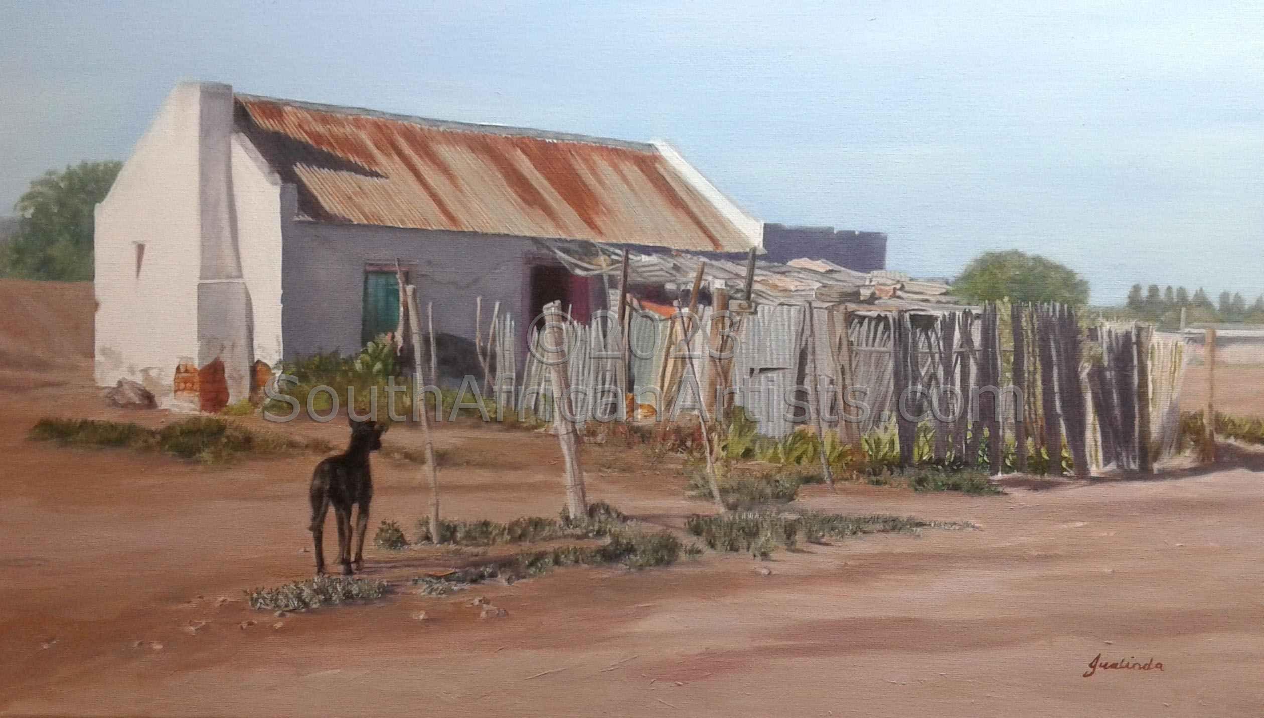 Cottage Karoo Oudtshoorn