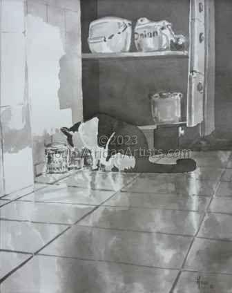 Black & White Series #6