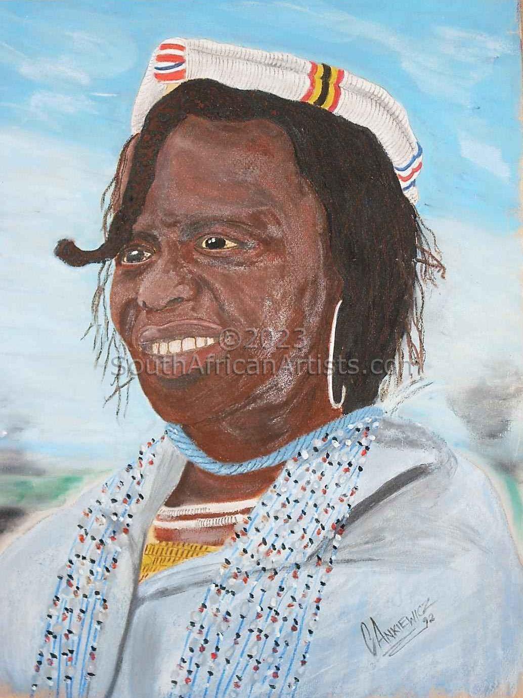 Transkei Woman