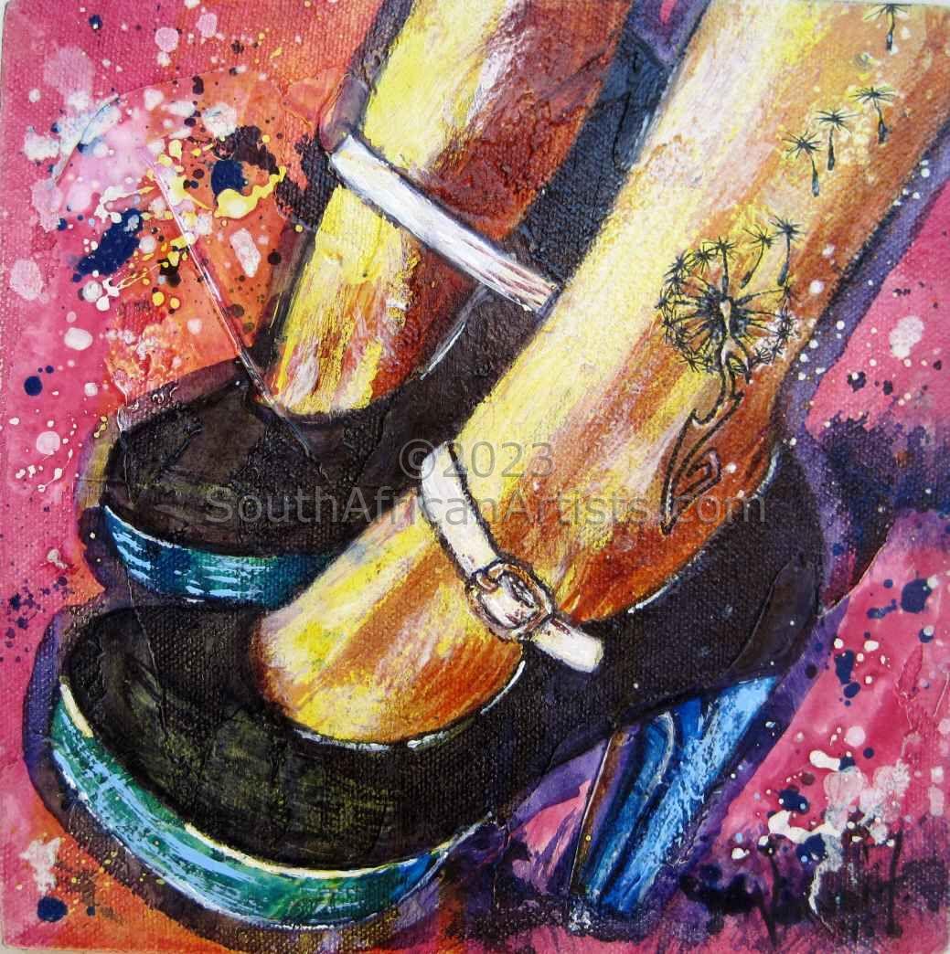 InTheseShoes#1