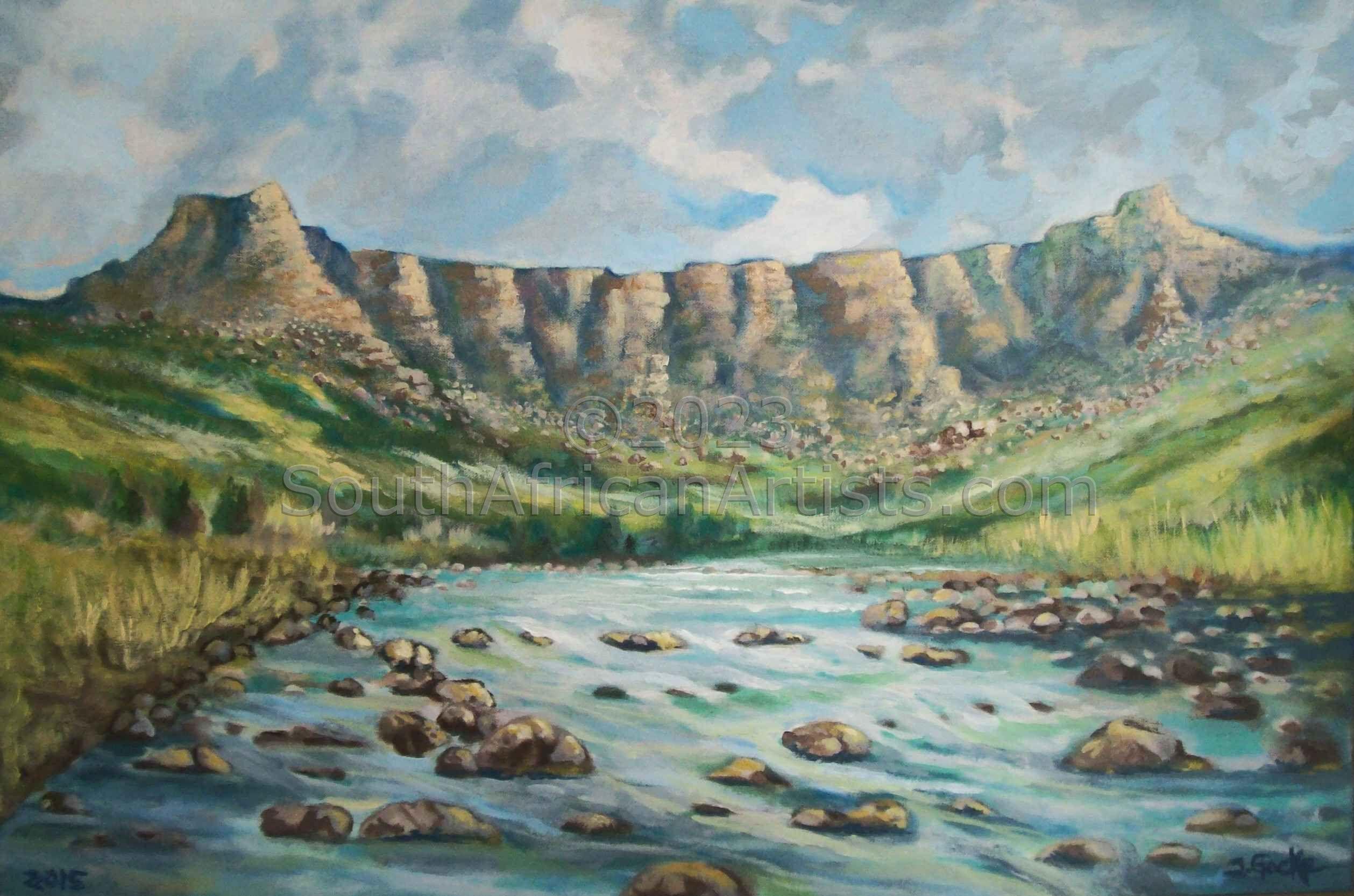 Drakensberg KwaZulu Natal