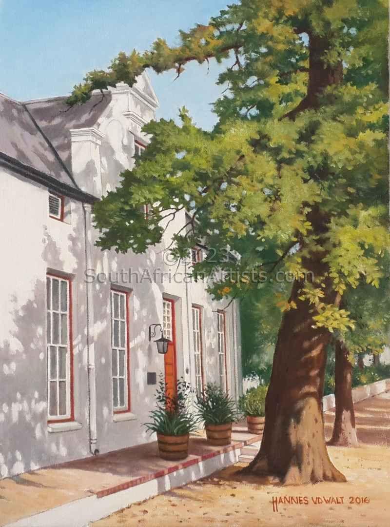 Summer Oaks, Dorp Street Stellenbosch