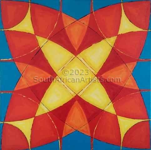 Mandala No.11: Interference