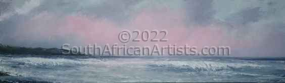 """Pink Seascape"""