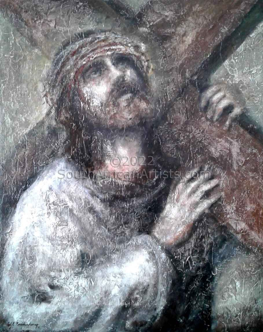"""Christ Carrying the Cross"""