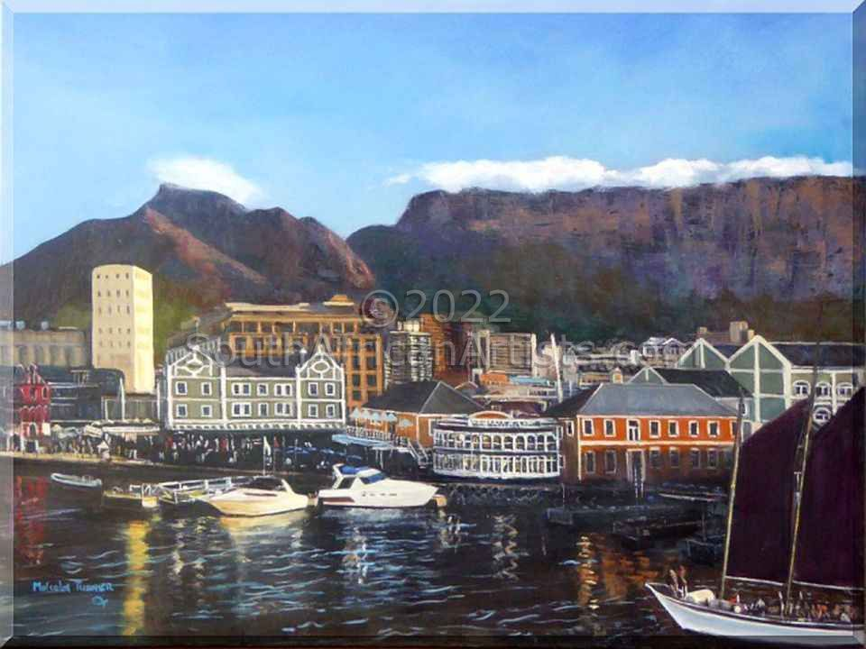 """V and A Waterfront Cape Town"""