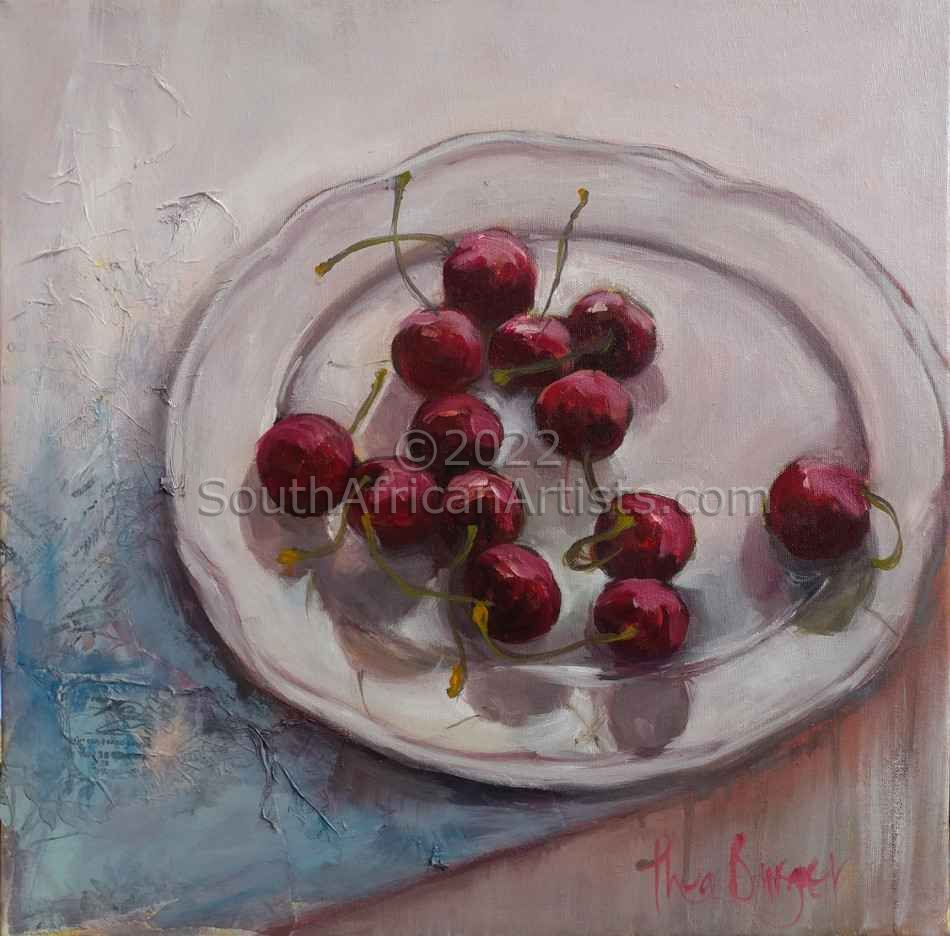 """A Plate of Cherries"""