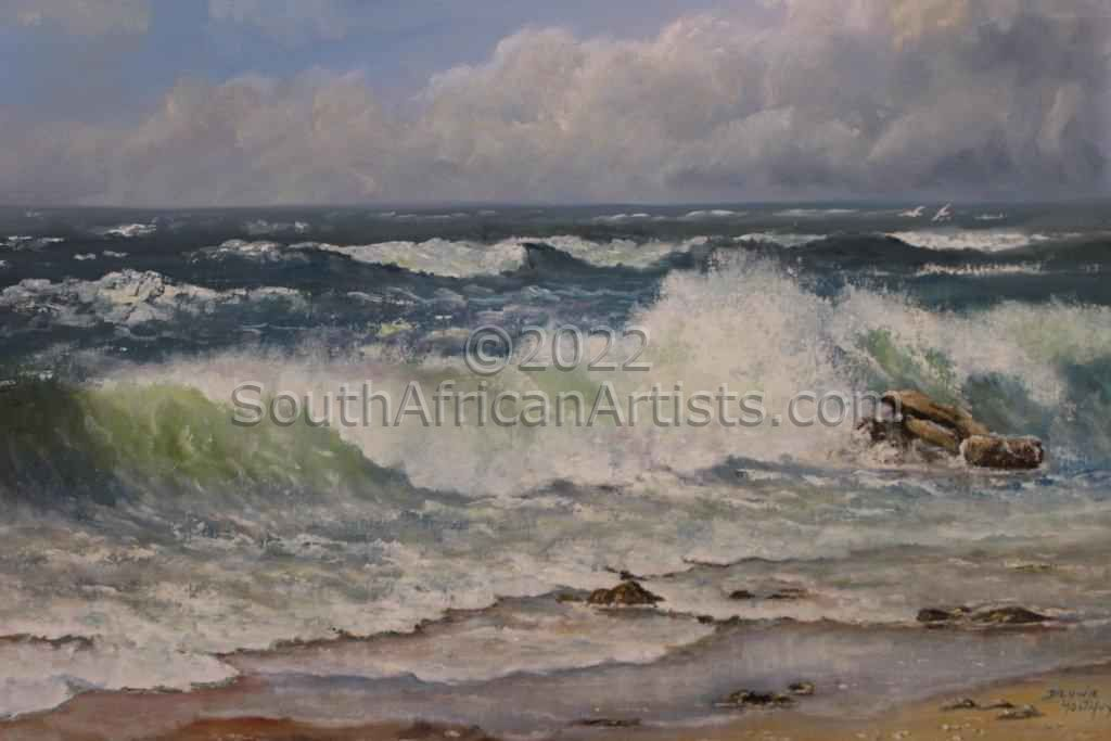 """Stormy Weather Port Alfred"""