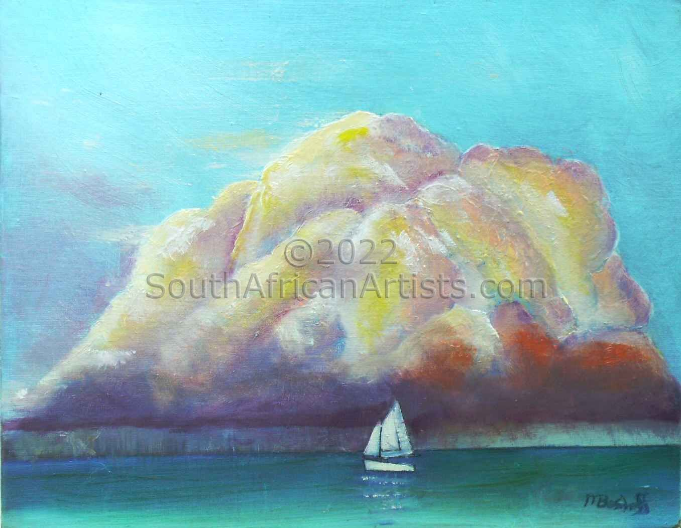"""Stormy Sails"""