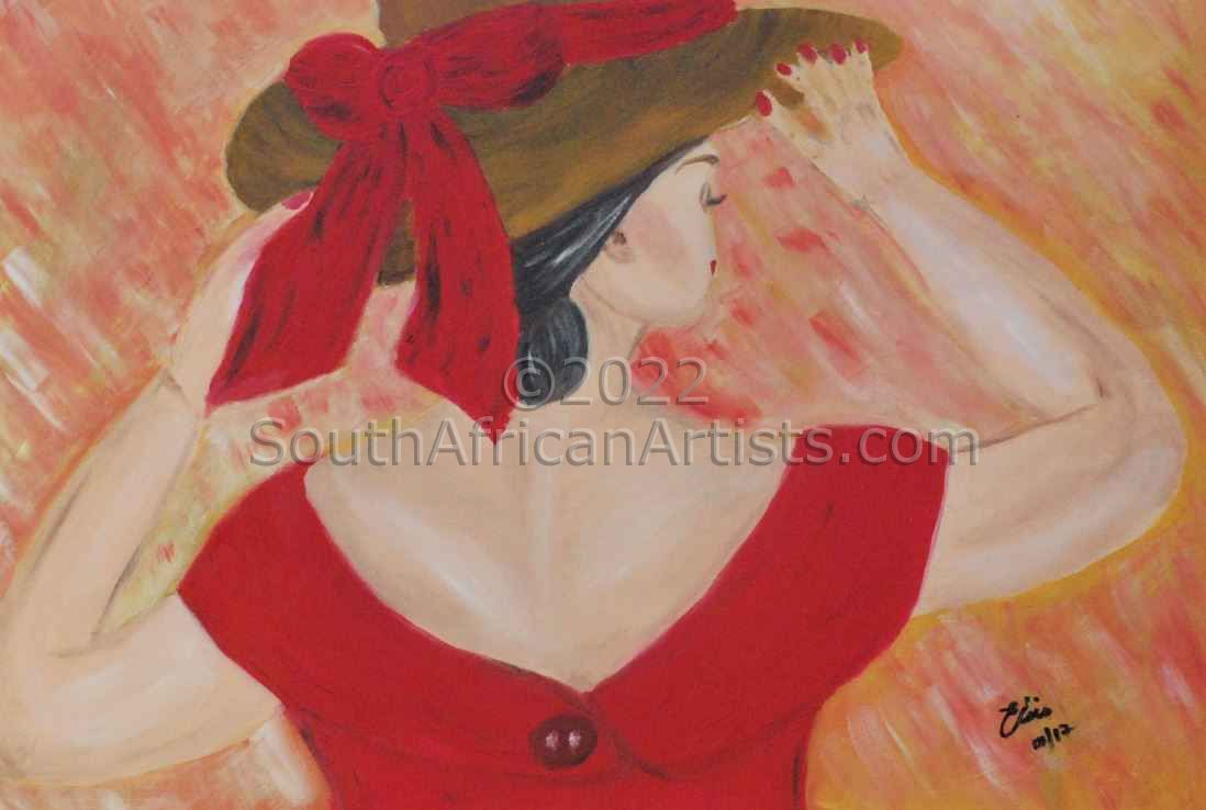 """Lady in Red"""