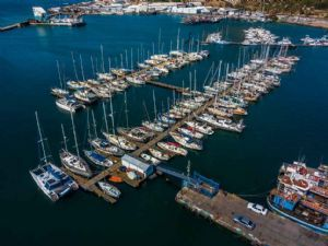 """Yacht Marina. Hout Bay, Cape Town"""