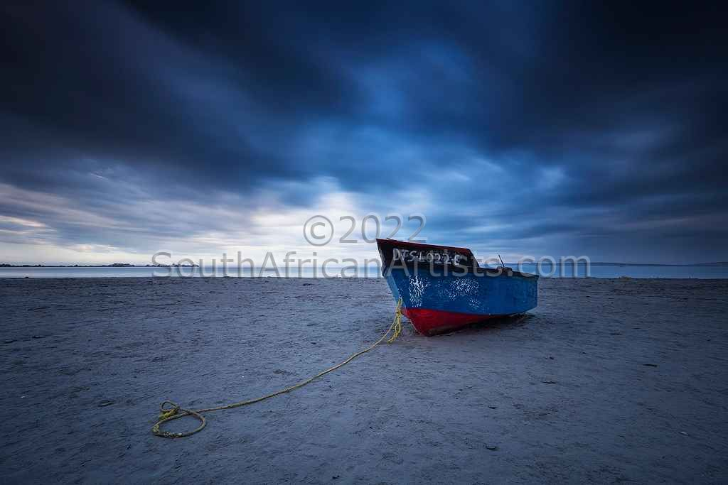 """Paternoster Fishing Boat"""