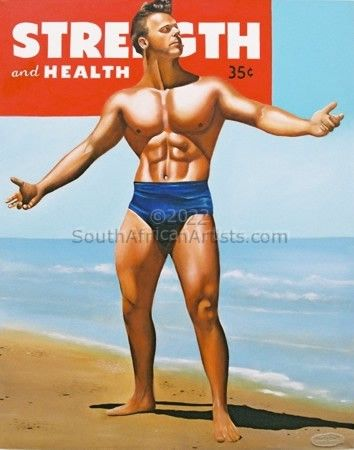 """Strength and Health"""