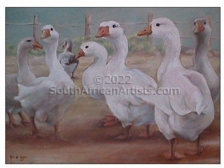 """Geese"""