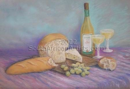 """Cheese and Wine"""
