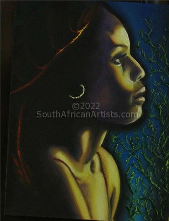 """African Woman2"""